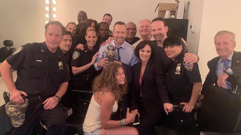 Bluebloods Cast Photo